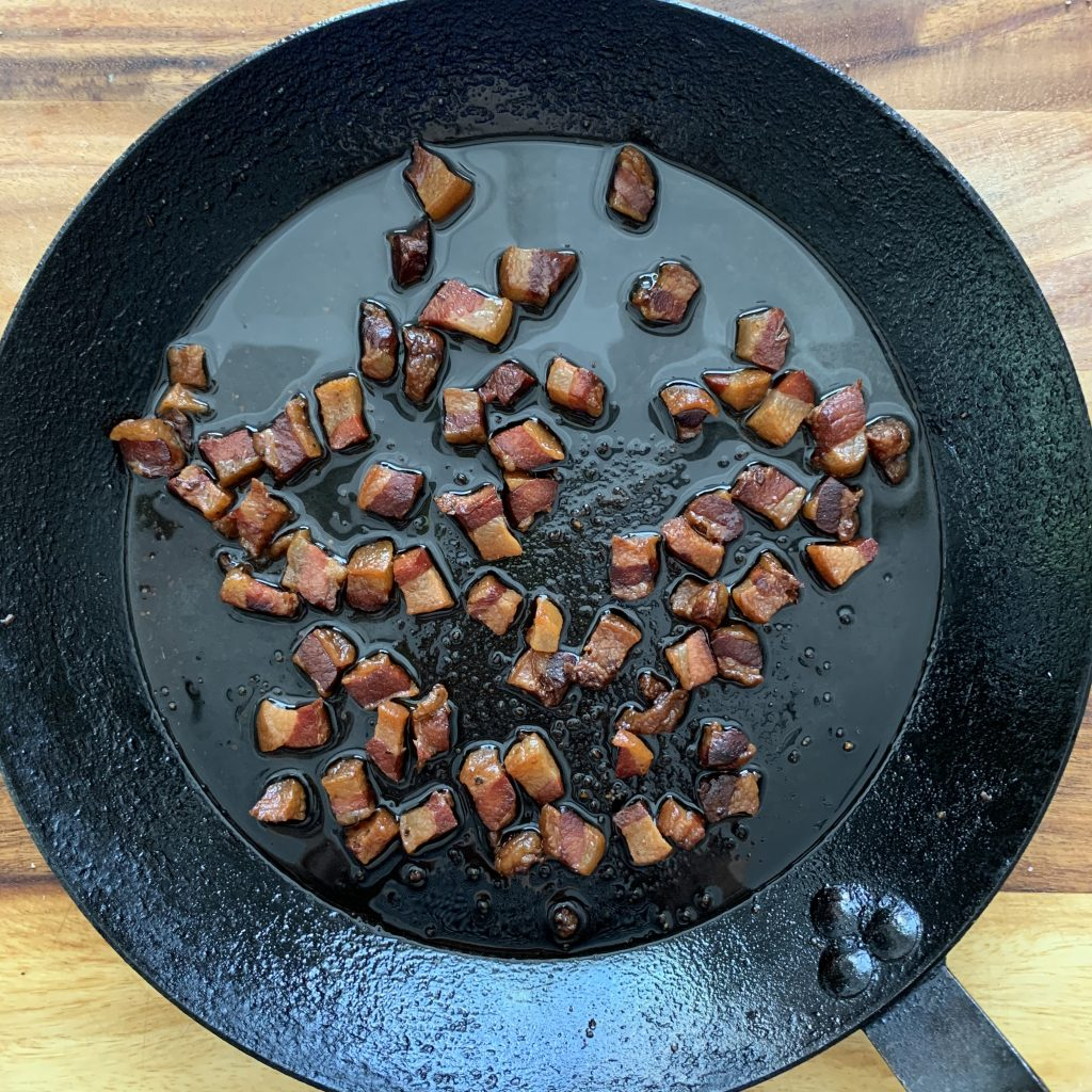 what is guanciale